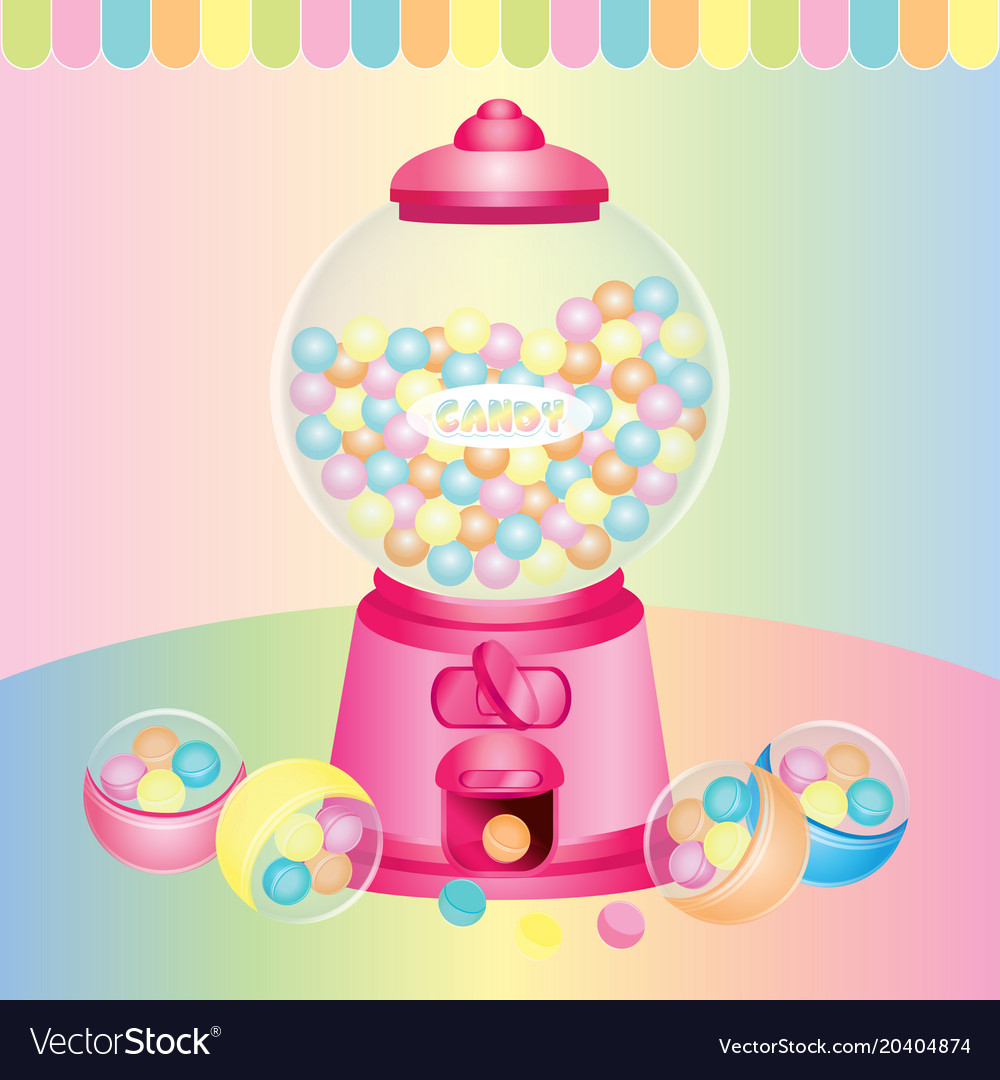 Candy vector image