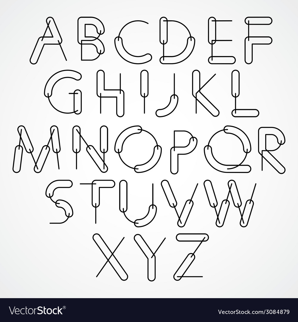 Cool Weird Fonts 7