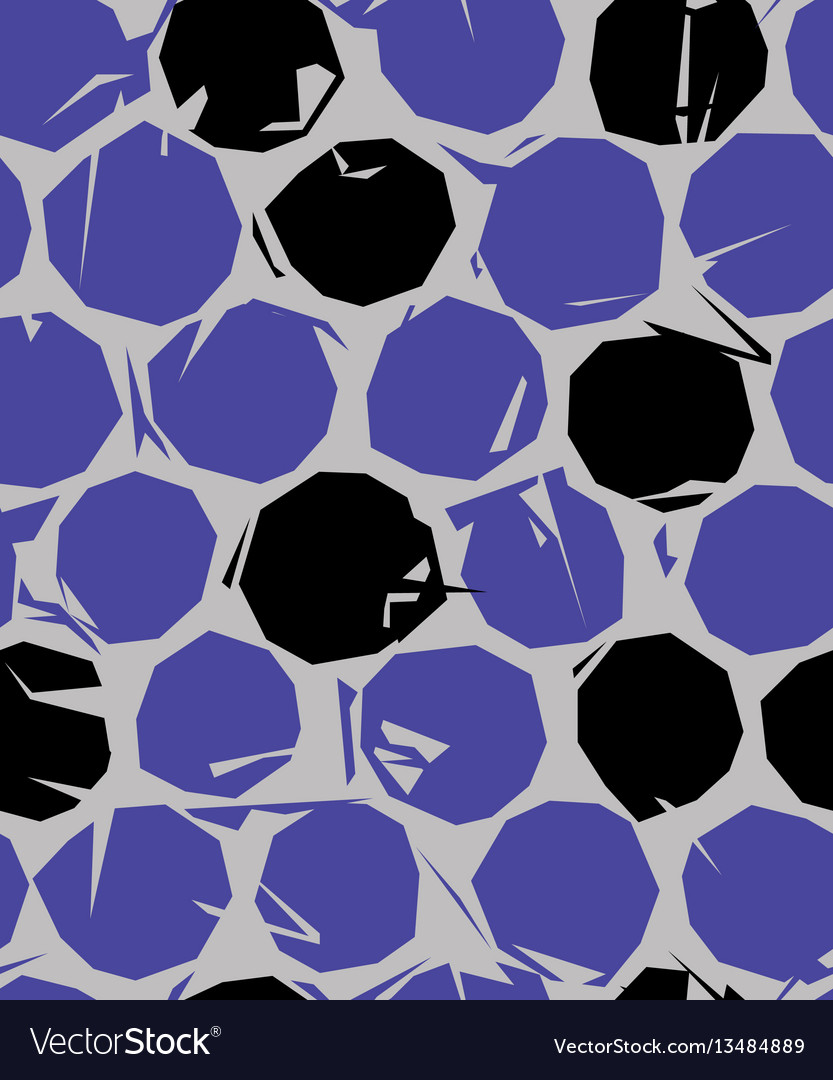 Grunge dots seamless pattern