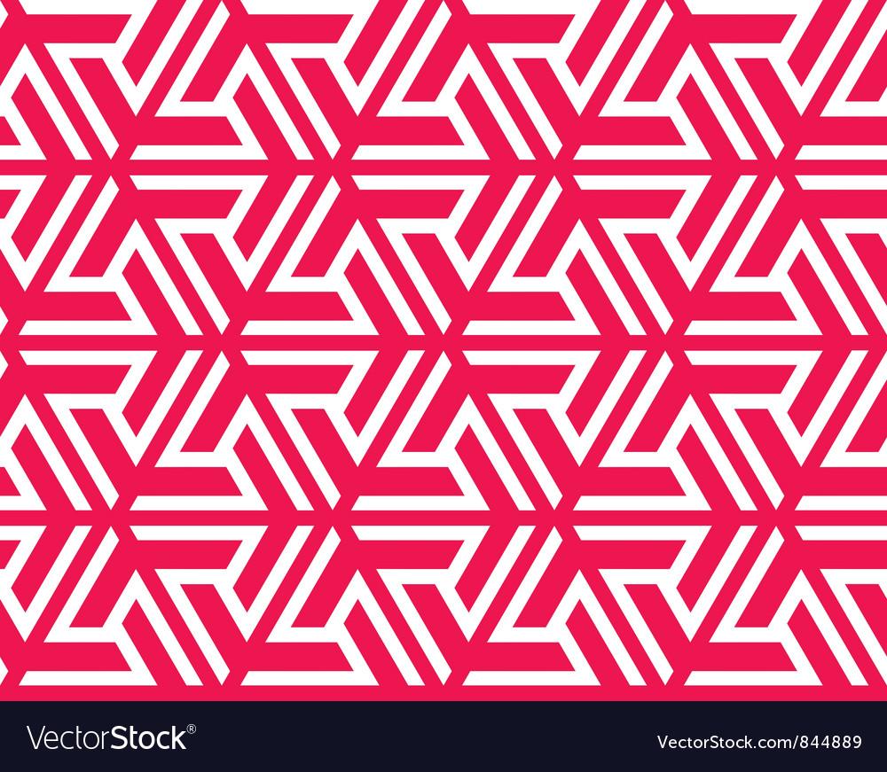 Seamless traditional geometrical