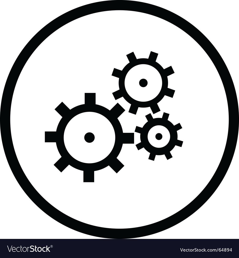 Gearswheel logo