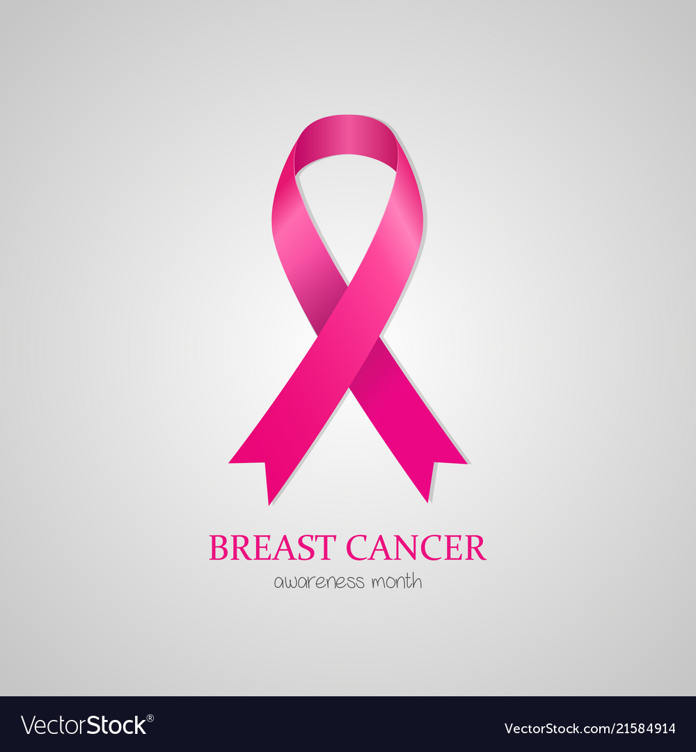 Cancer ribbon breast woman women pink charity help