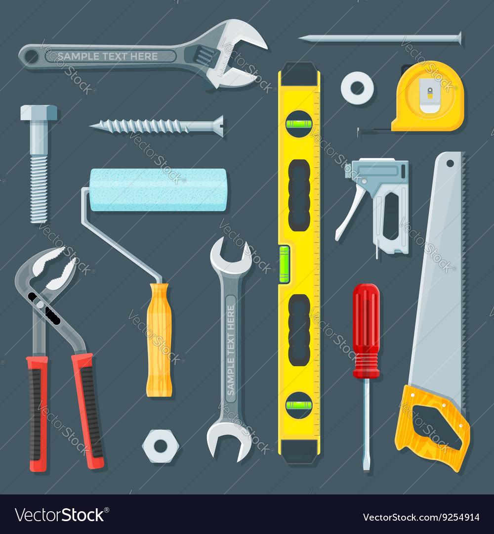 Remodel construction tools set