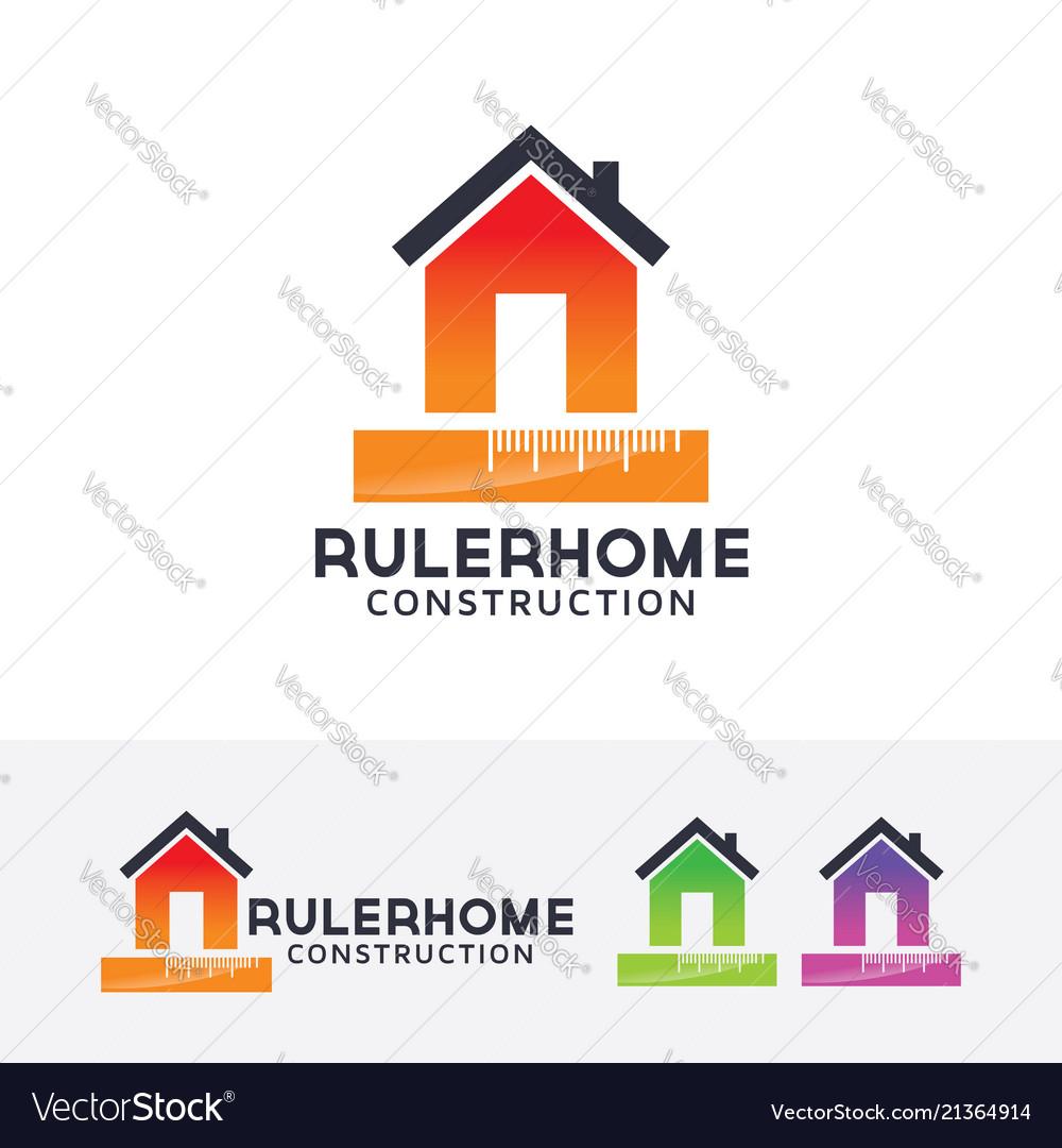 Ruler home logo
