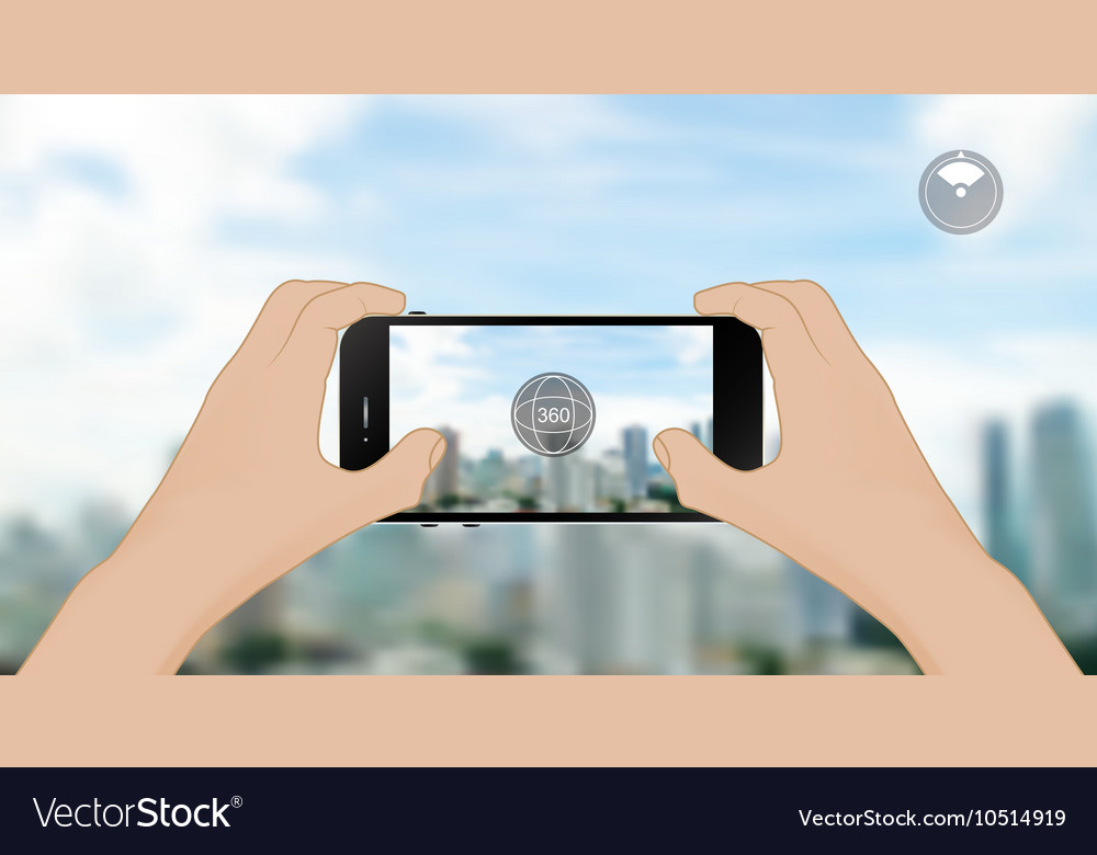 360 degree view in mobile