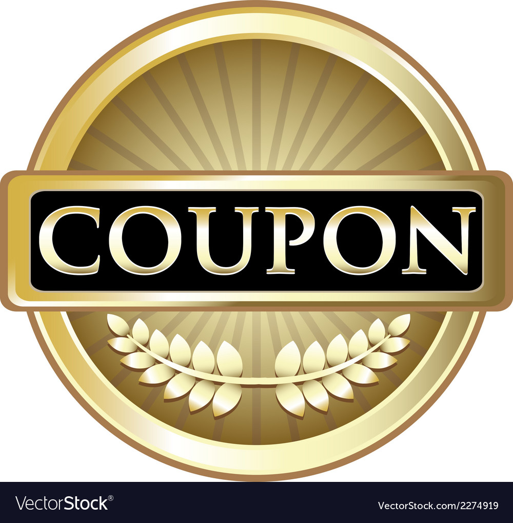 Coupon Gold Label