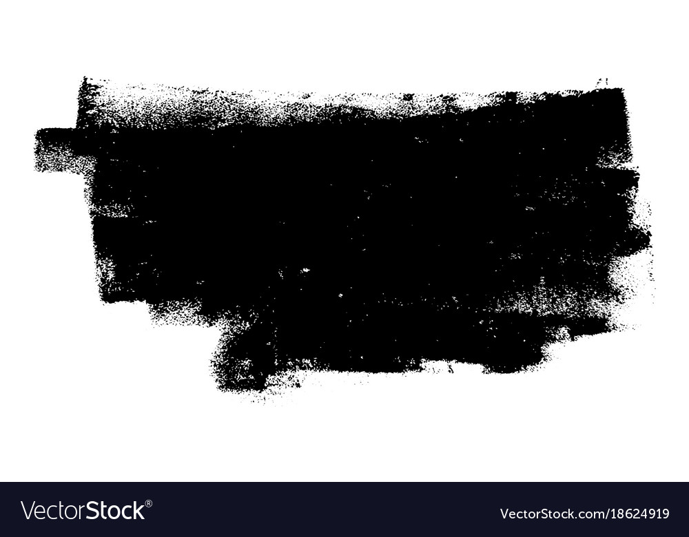 Distress isolated background vector image