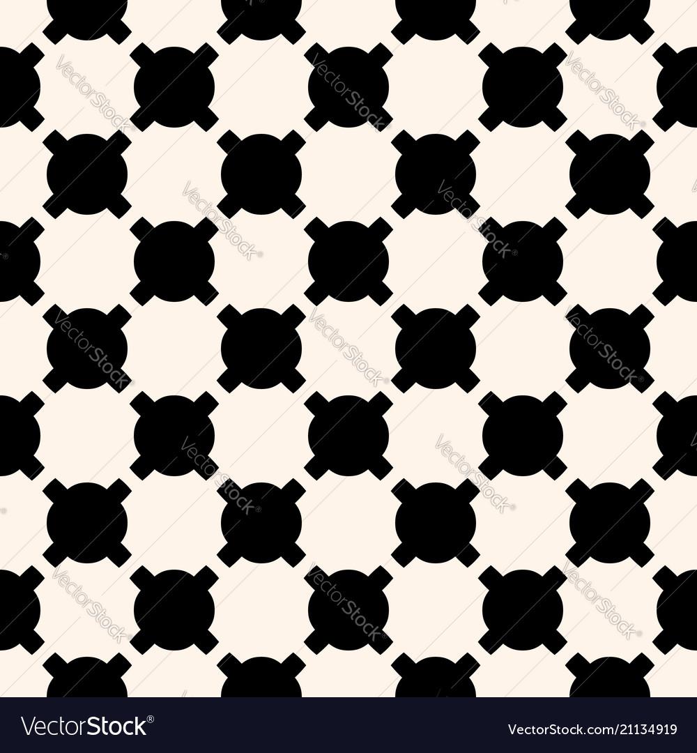 Geometric checkered texture modern minimal vector image
