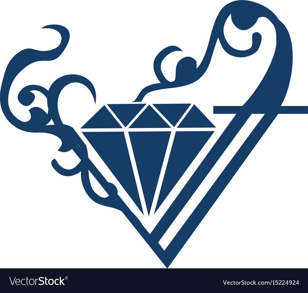 vector diamond aircraft worldvectorlogo logo