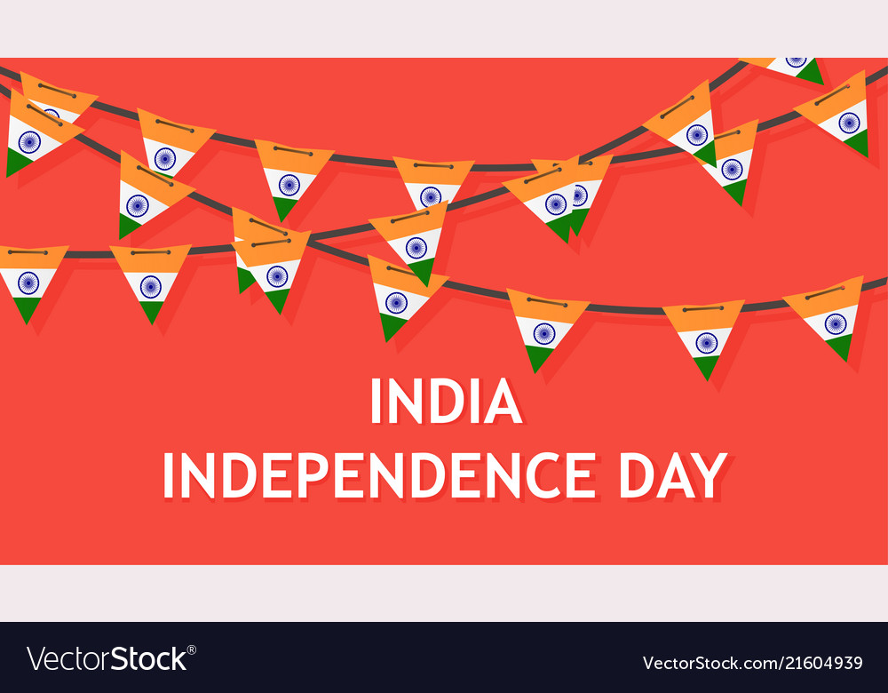 India independence day country background