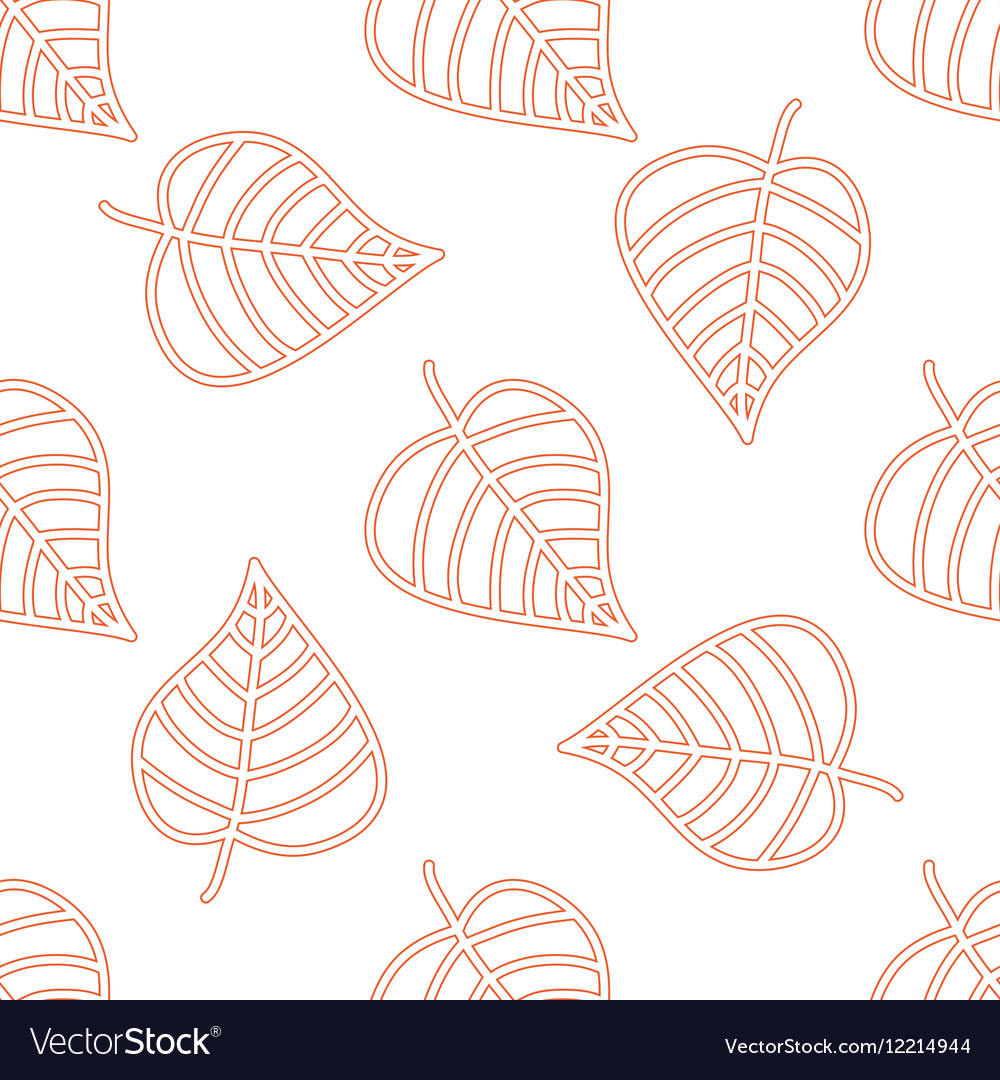 Seamless floral pattern Stylish repeating texture
