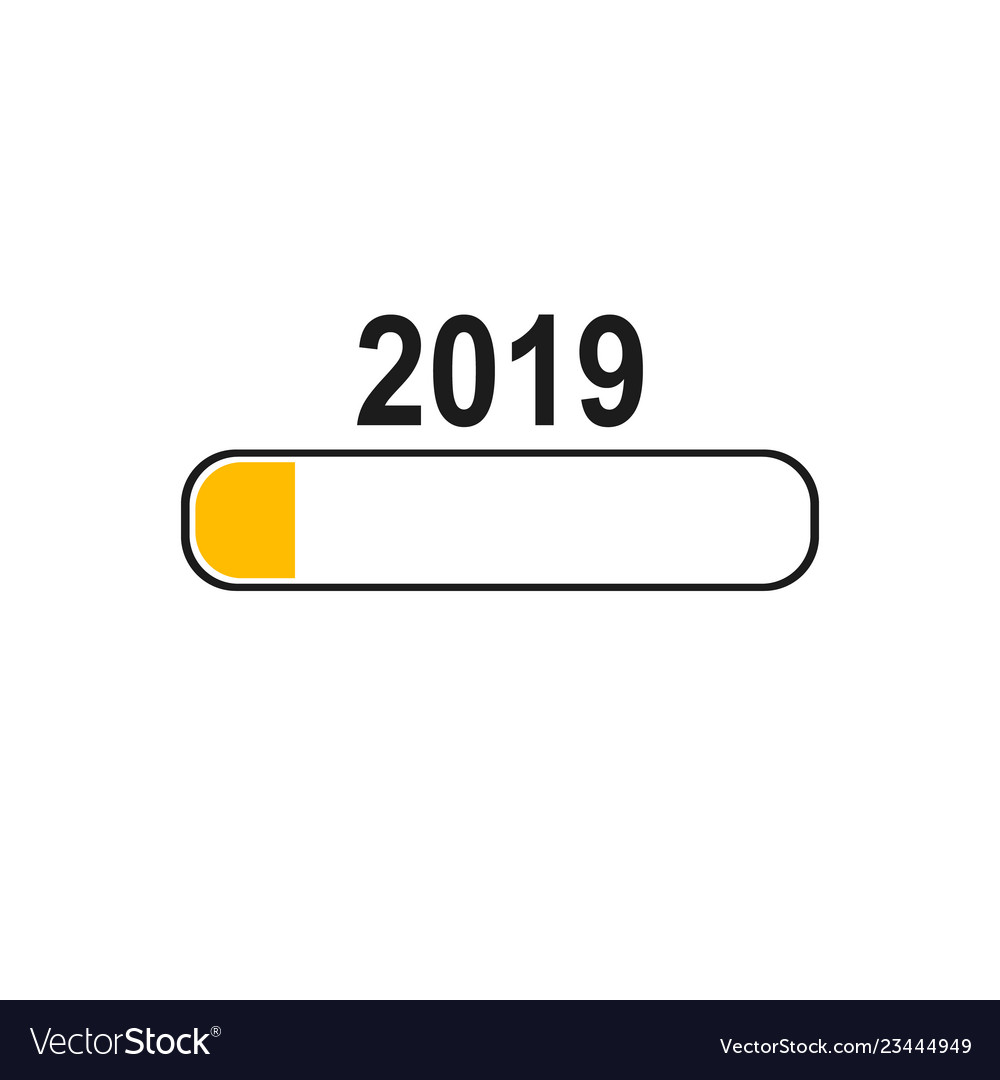 2019 loading icon 2019 year