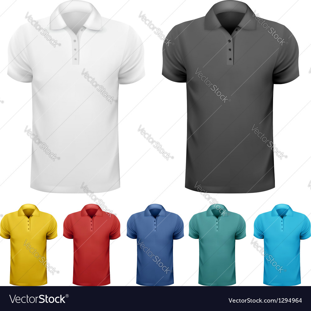 Black and white and color men t- shirts Design