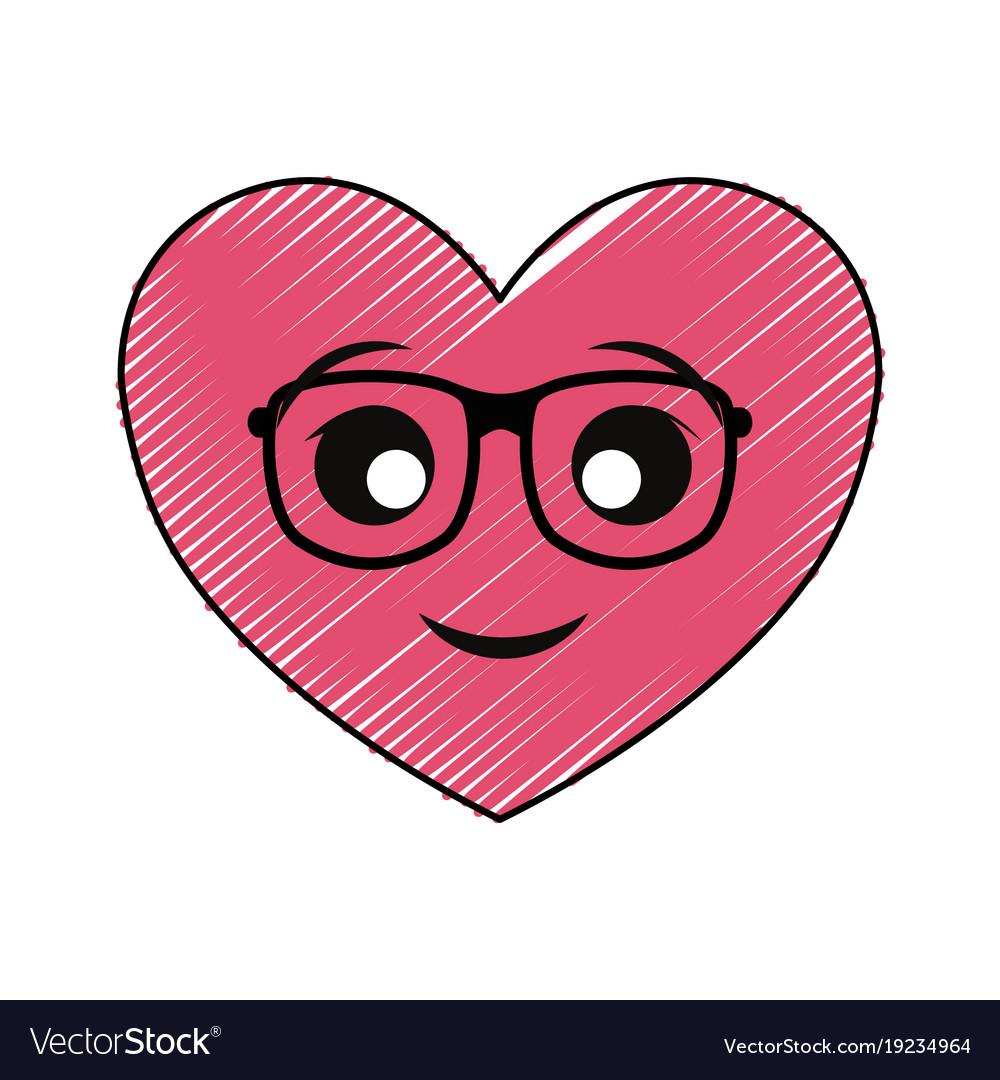 сердце с глазками картинки могу показать