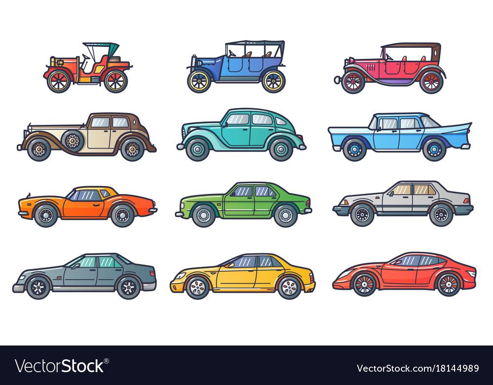 Cars history