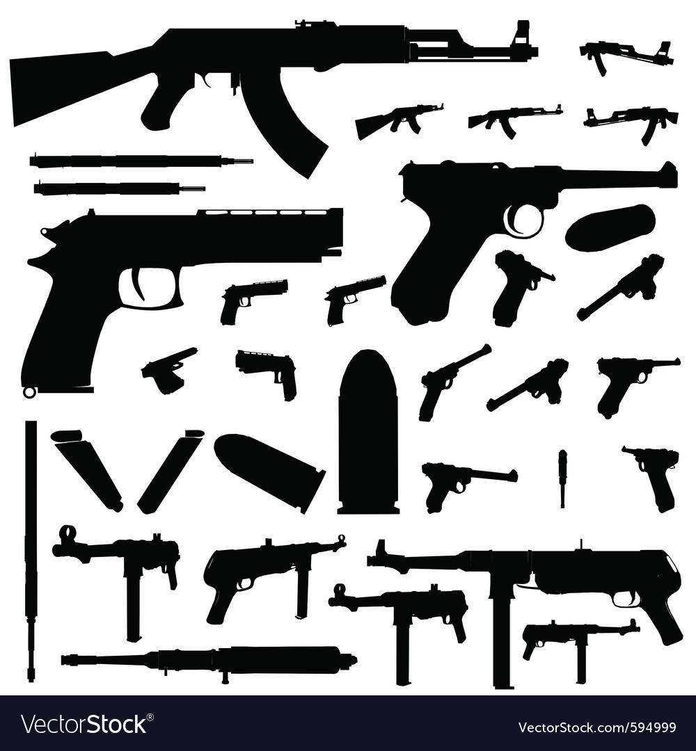 Weapon silhouette