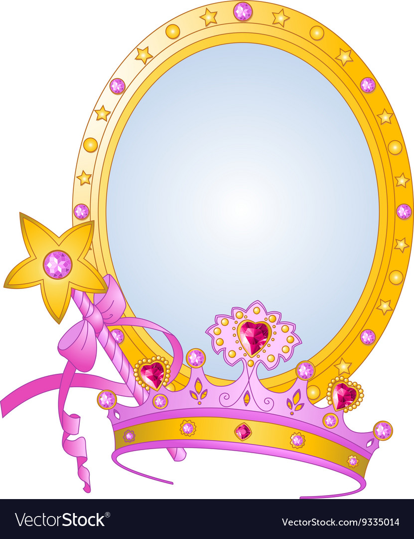 Princess Collectibles vector image