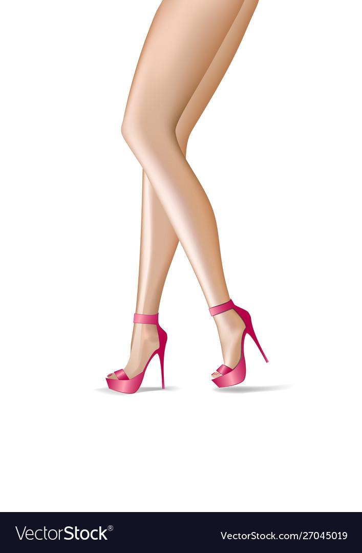 High Heels Legs