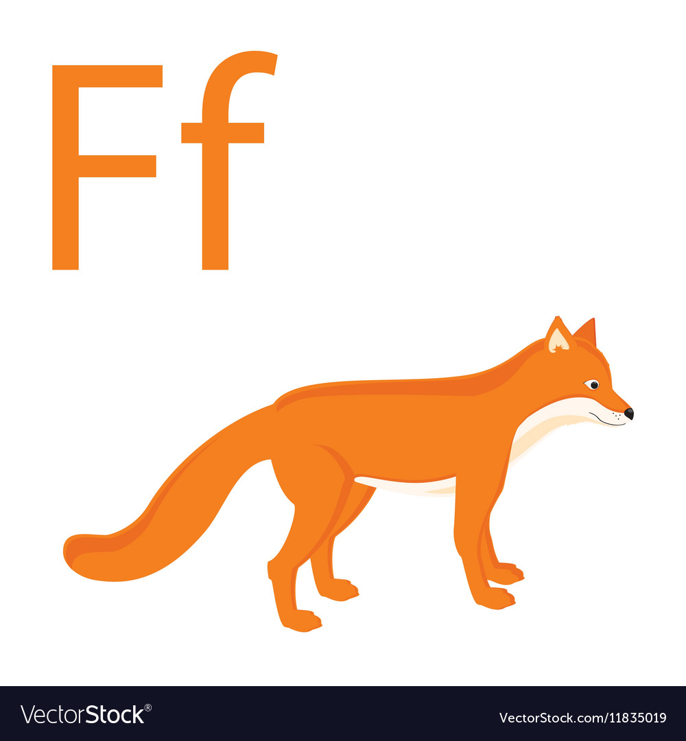 Fox for f