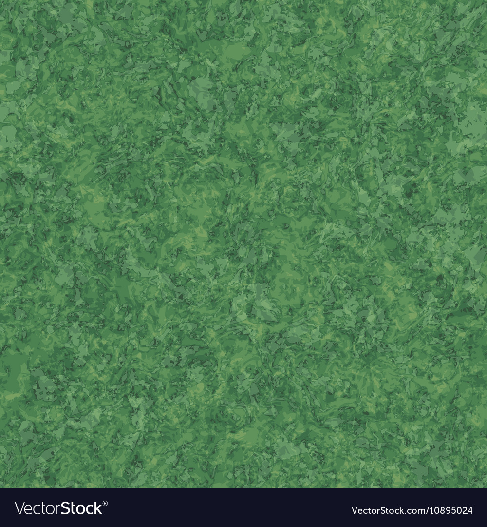 Abstract Green Marble Seamless Texture Background Vector Image
