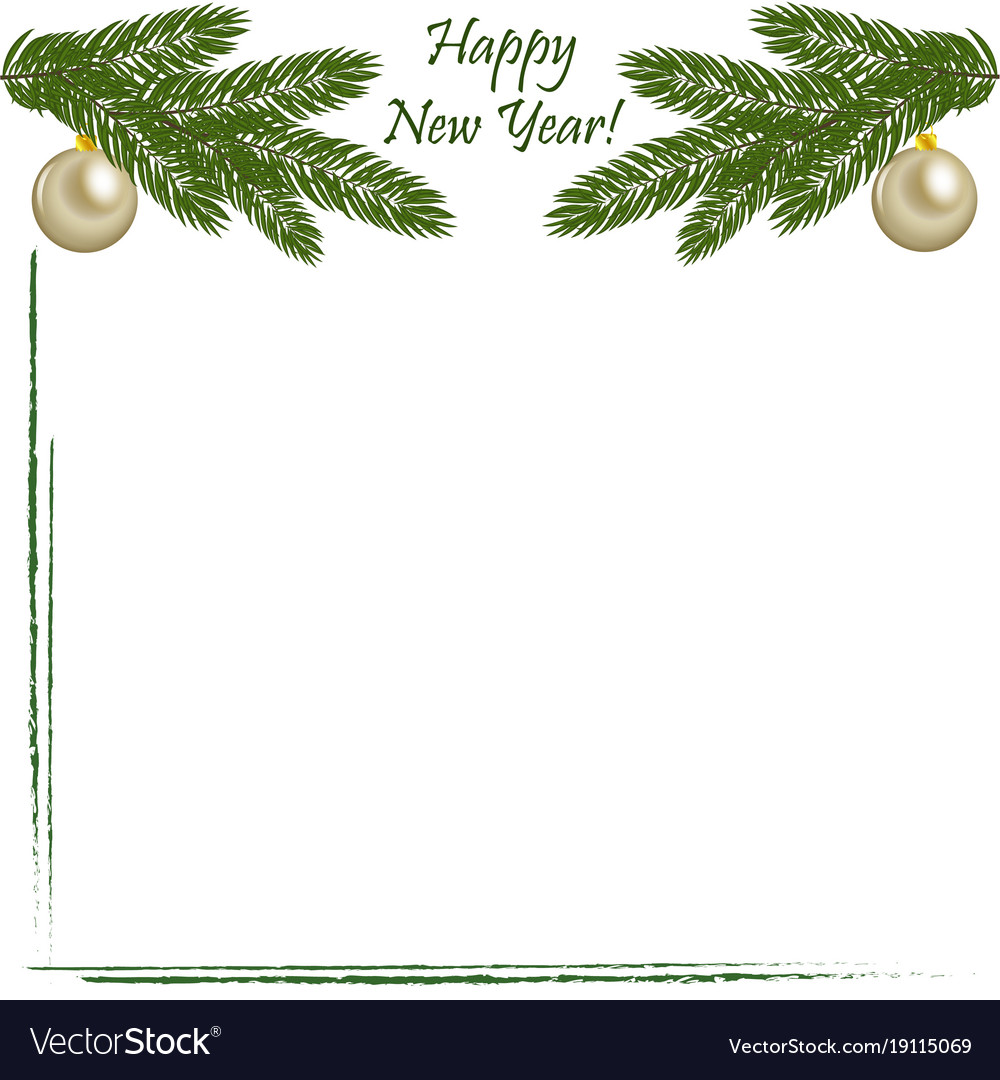 Christmas background with greetings