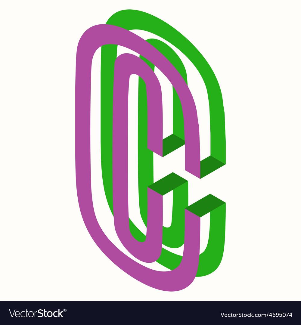 Letter C Logo Icon Design Template Element
