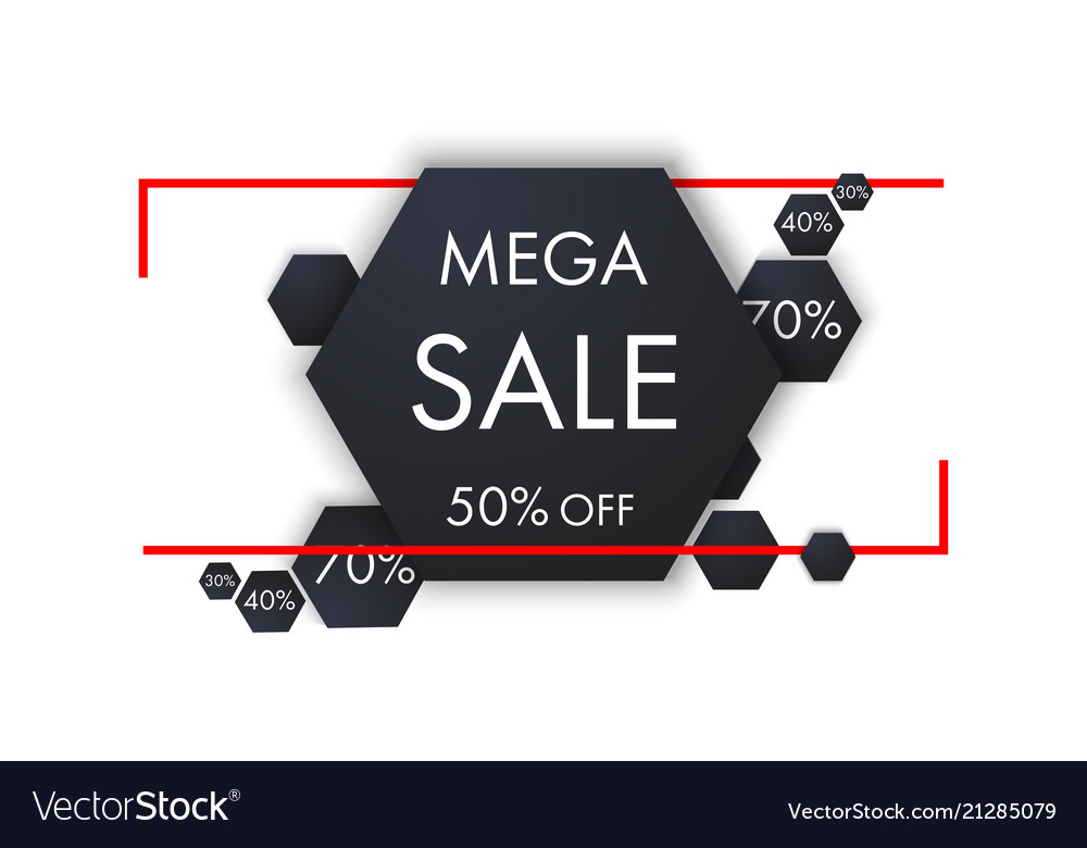 Big sale banner sale and discounts