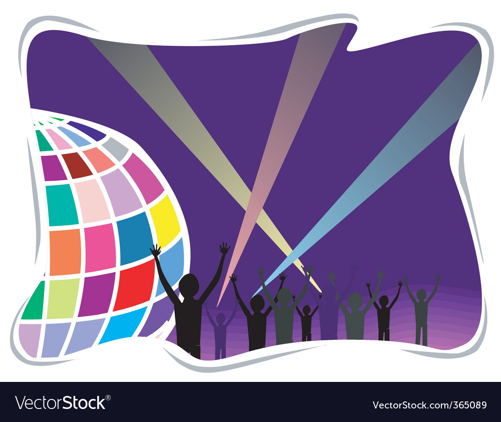 Celebration vector image