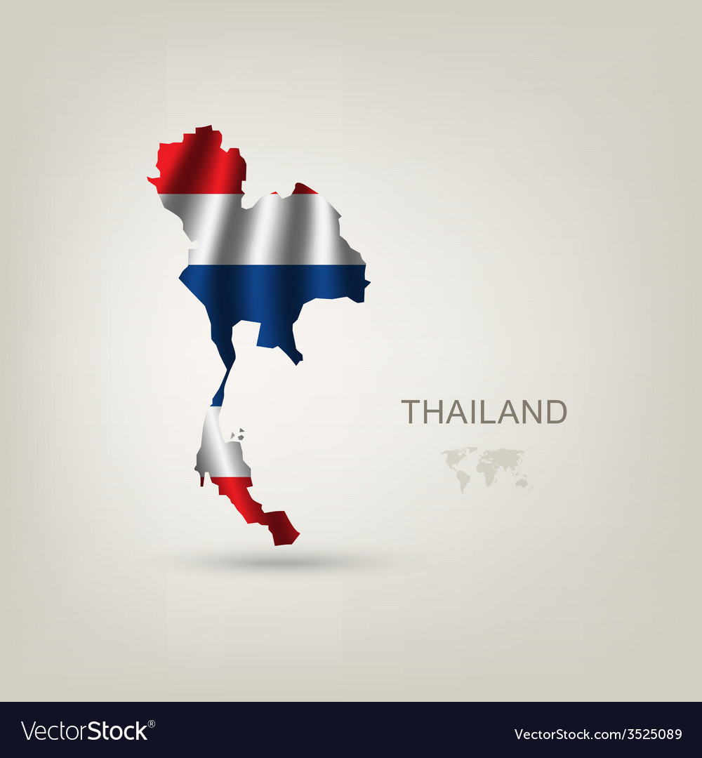 Thailand in which country to be