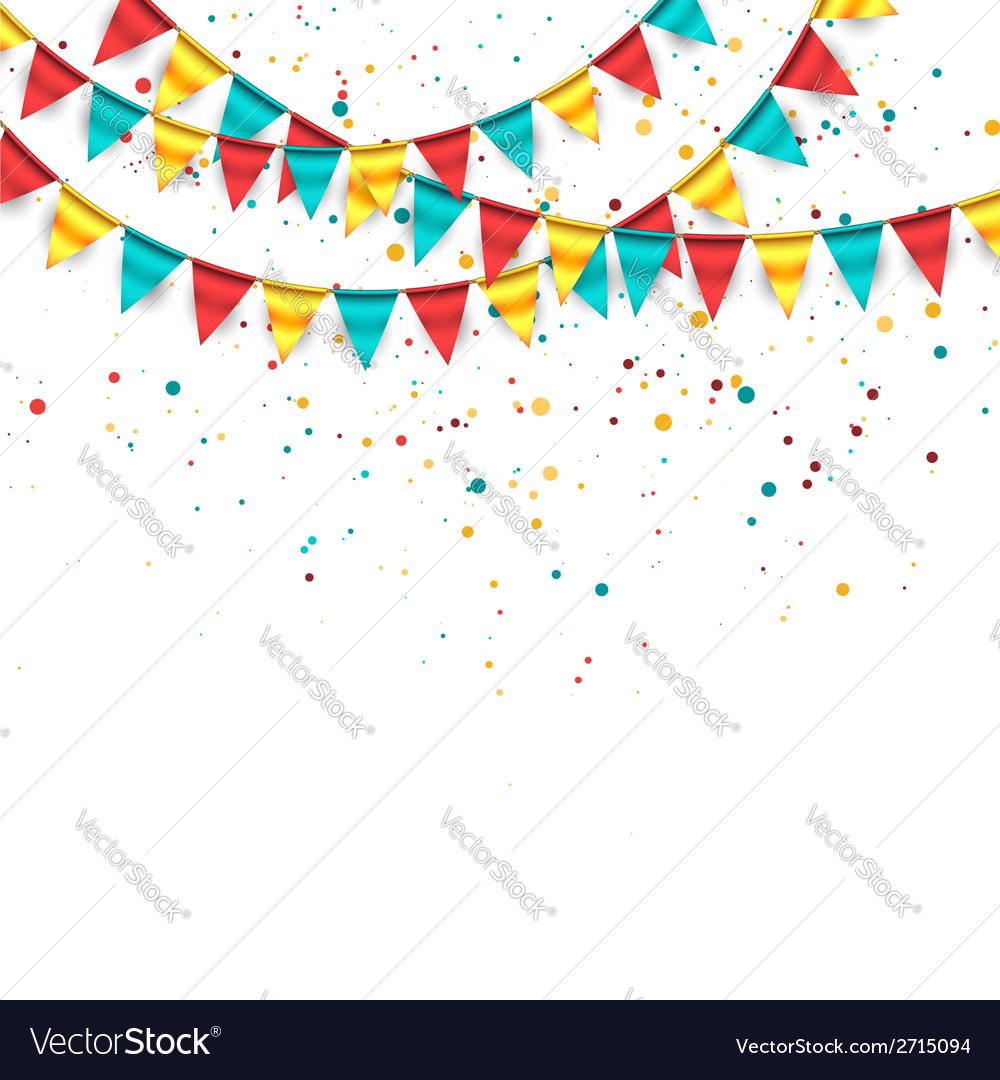 Celebration Background 4 vector image