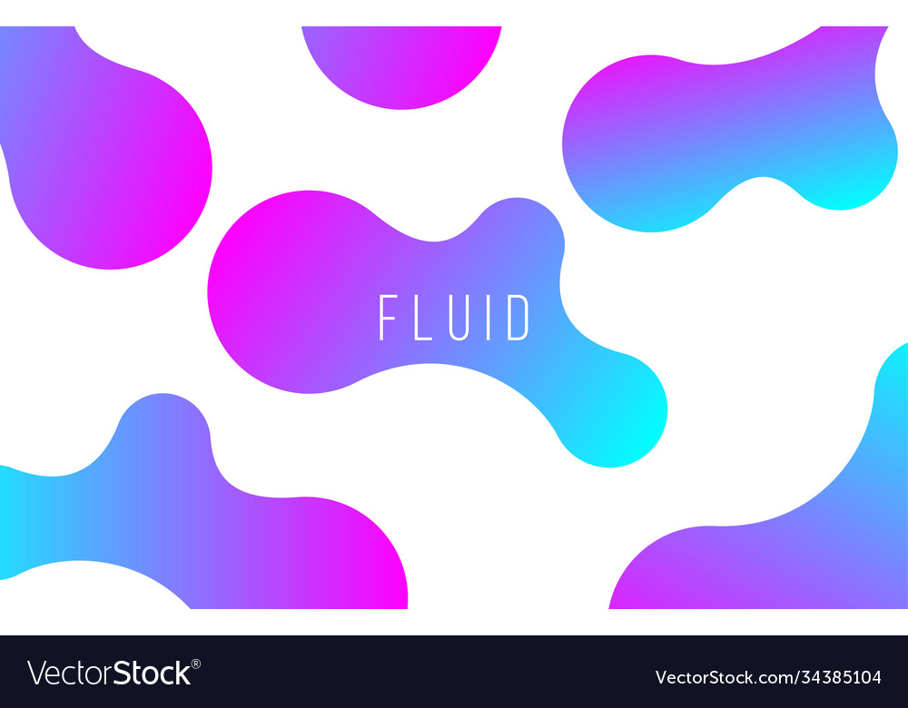 Creative design poster abstract gradient
