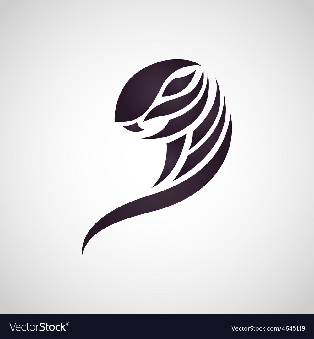 cobra snake logo royalty free vector image vectorstock vectorstock