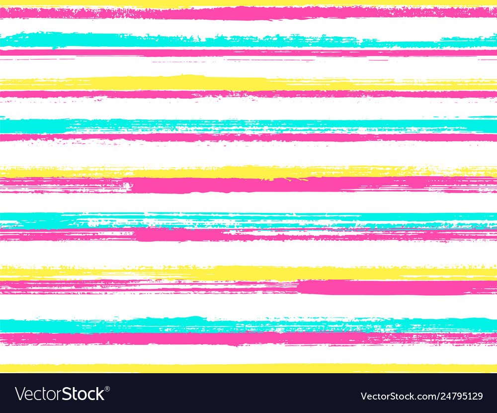 Stripes geometric textile seamless pattern