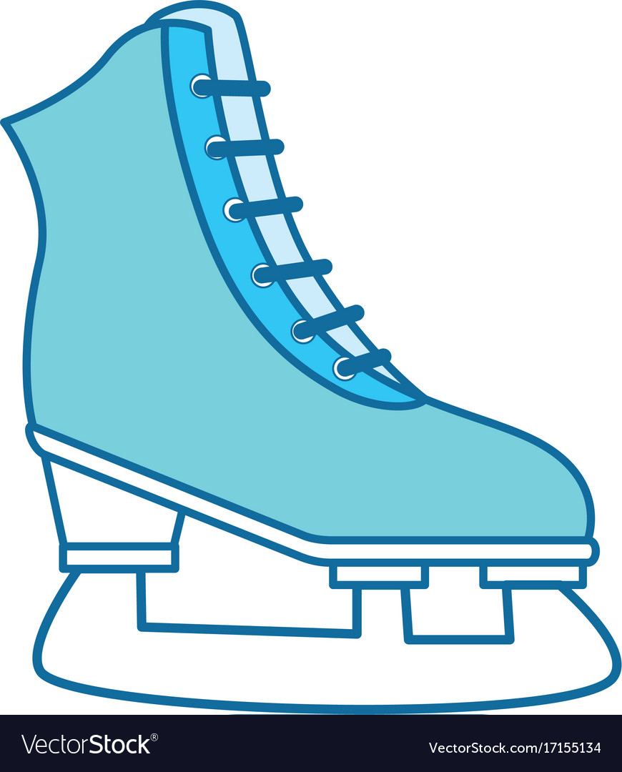 Sport ice skates