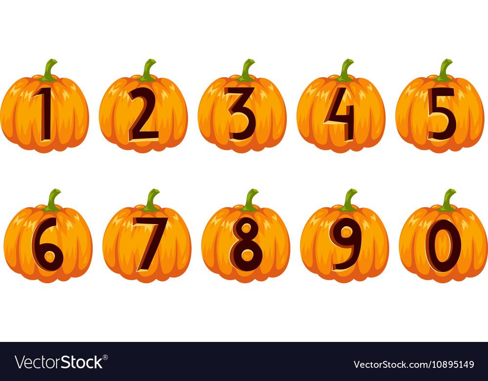 Halloween font alphabet set