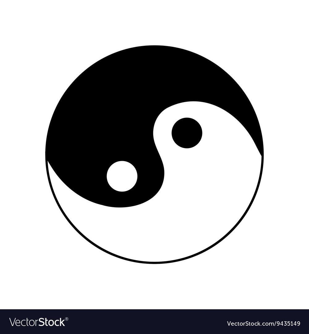 Sign yin and yang 2505