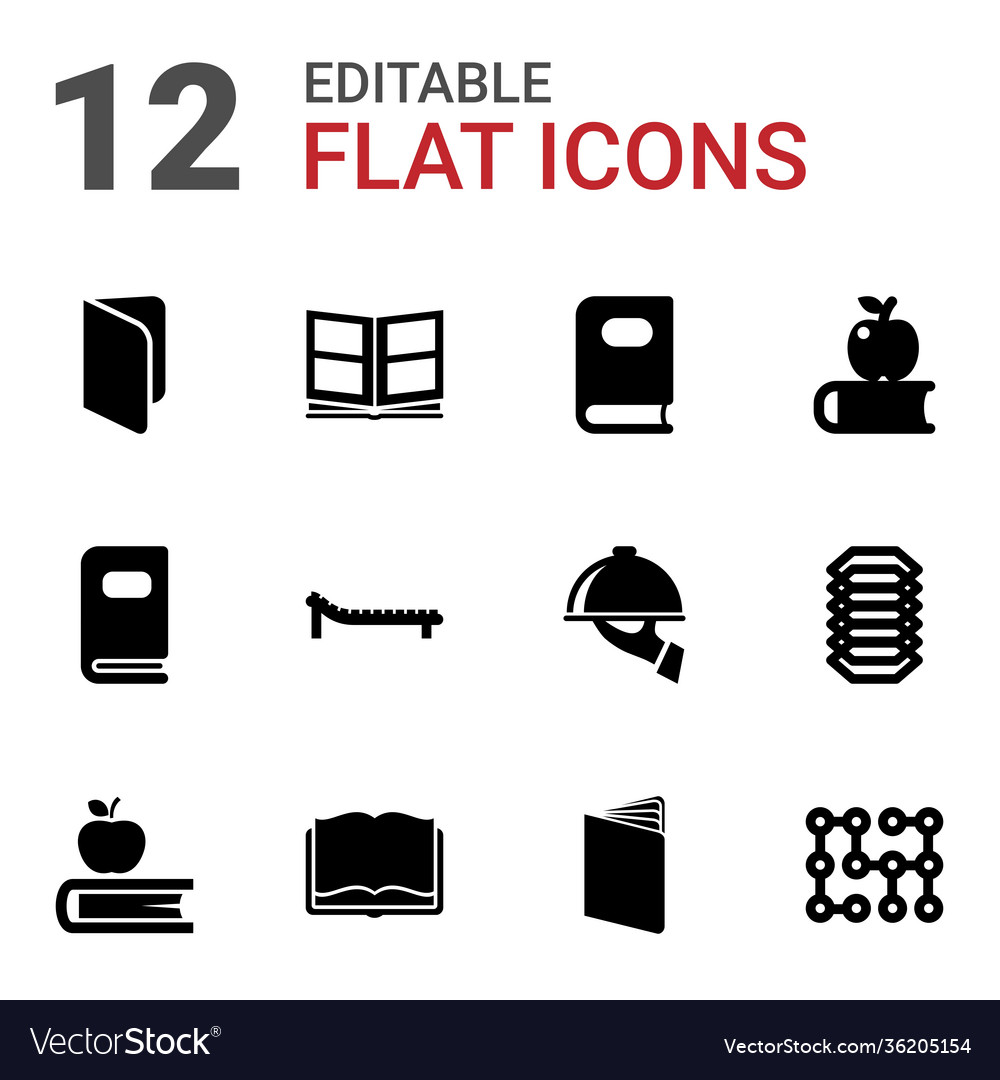 12 cover icons