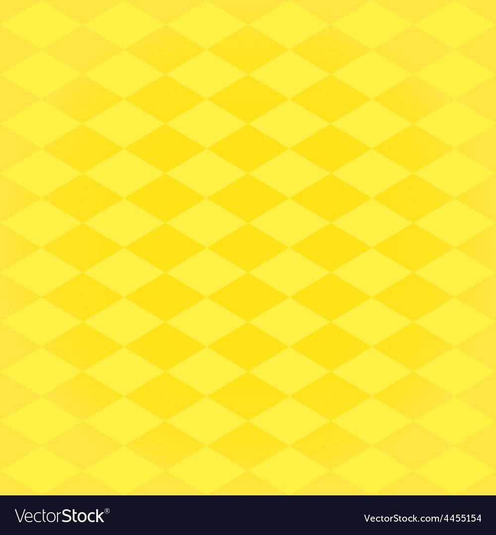 Seamless harlequin pattern-yellow
