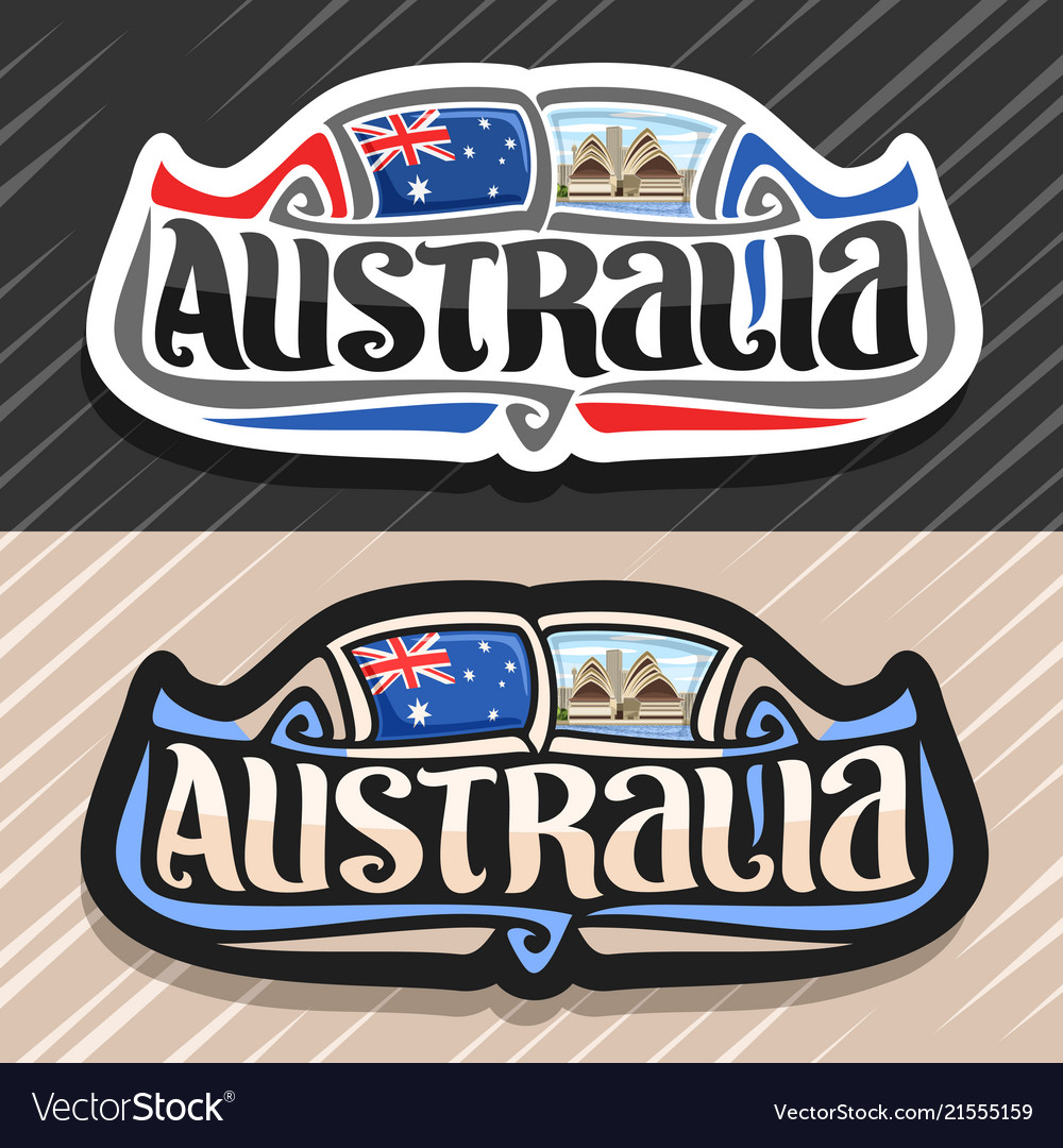 Logo for australia