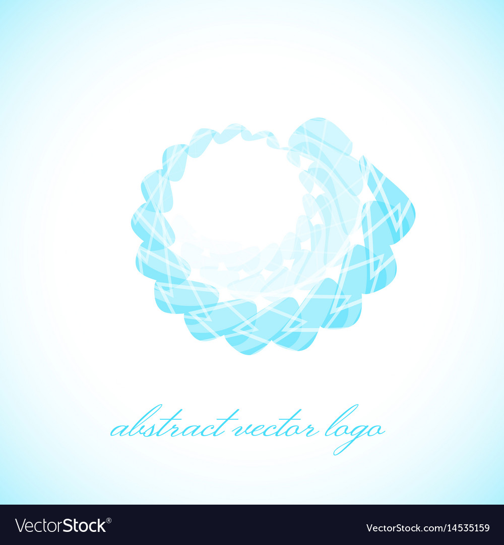Symbol for business logo vector image