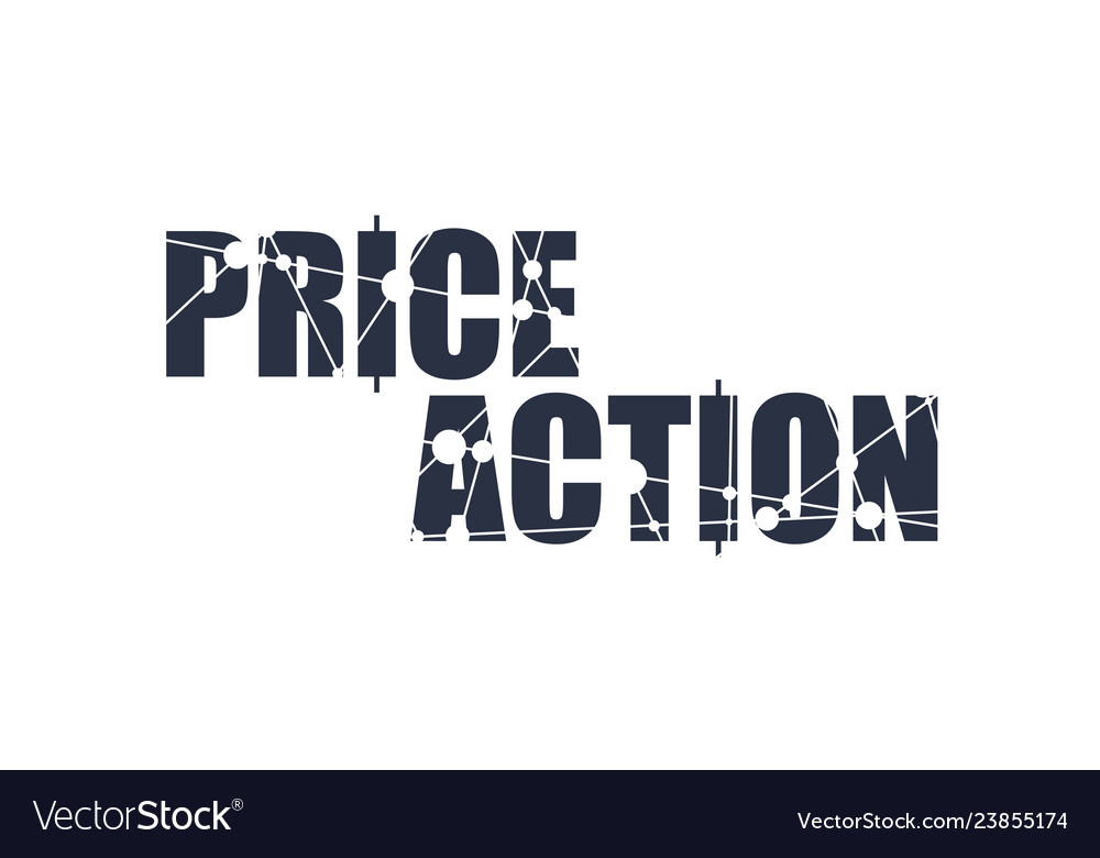 Price action text
