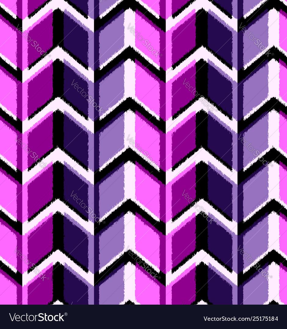 3d drawing zigzag