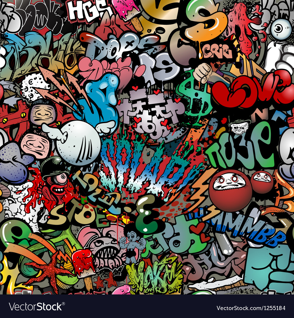 Background Graffiti