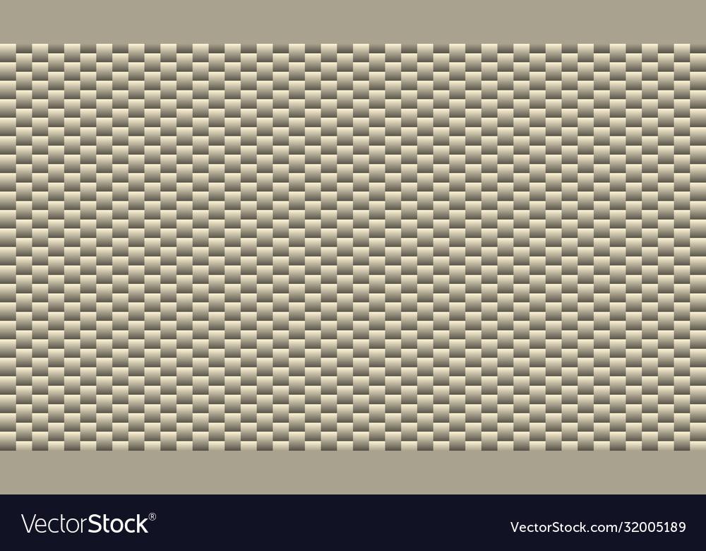 Brushed metal aluminum blocks grey and white