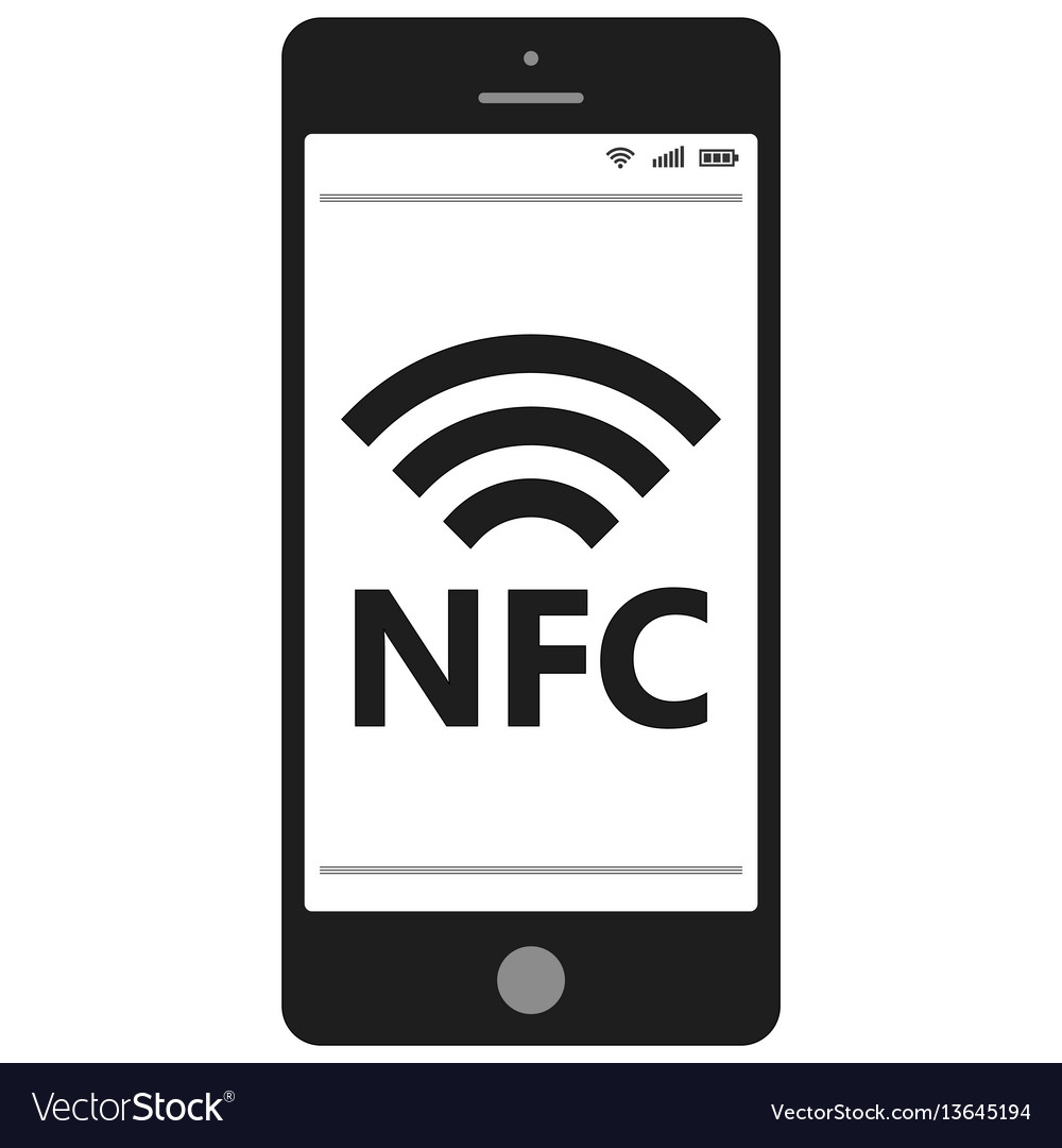 Near field communication nfc mobile phone