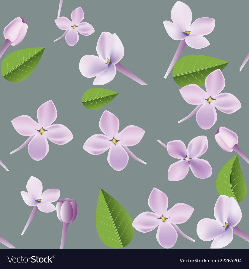 3d floral seamless pattern background texture