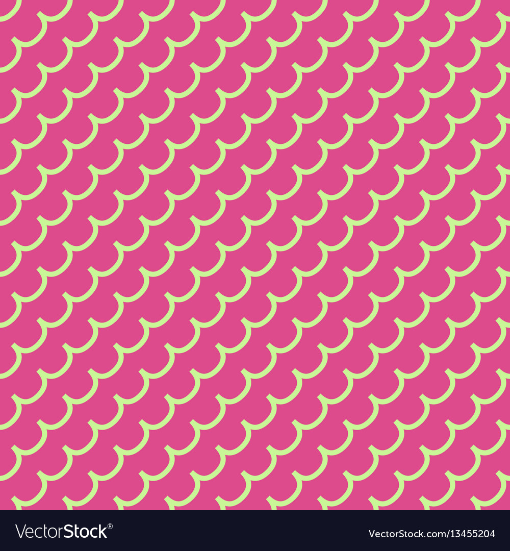 Wave geometric seamless pattern 602