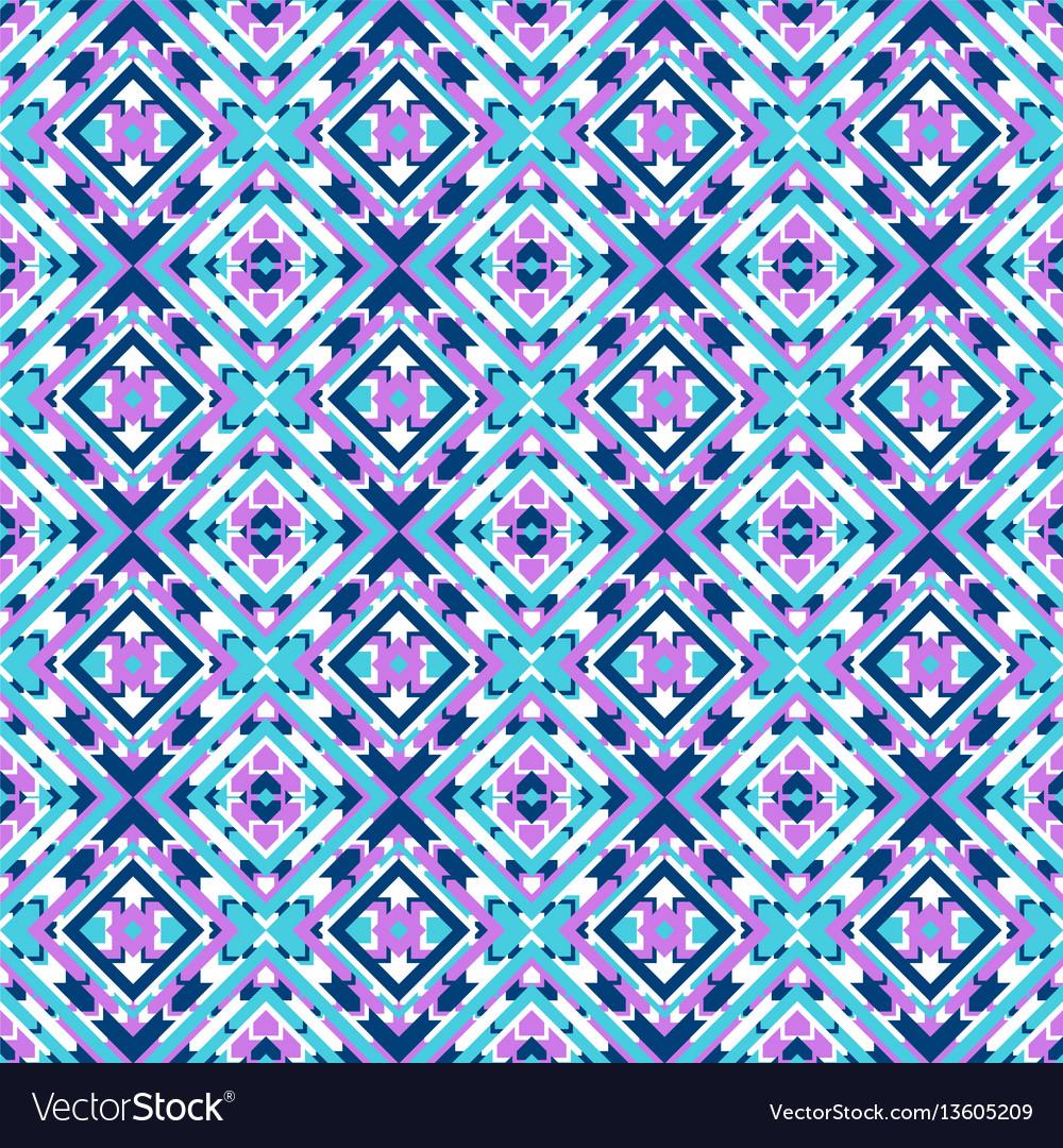 Geometrical pattern background tile