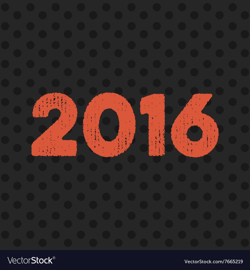 Theme 2016 Text Background Merry Christmas and