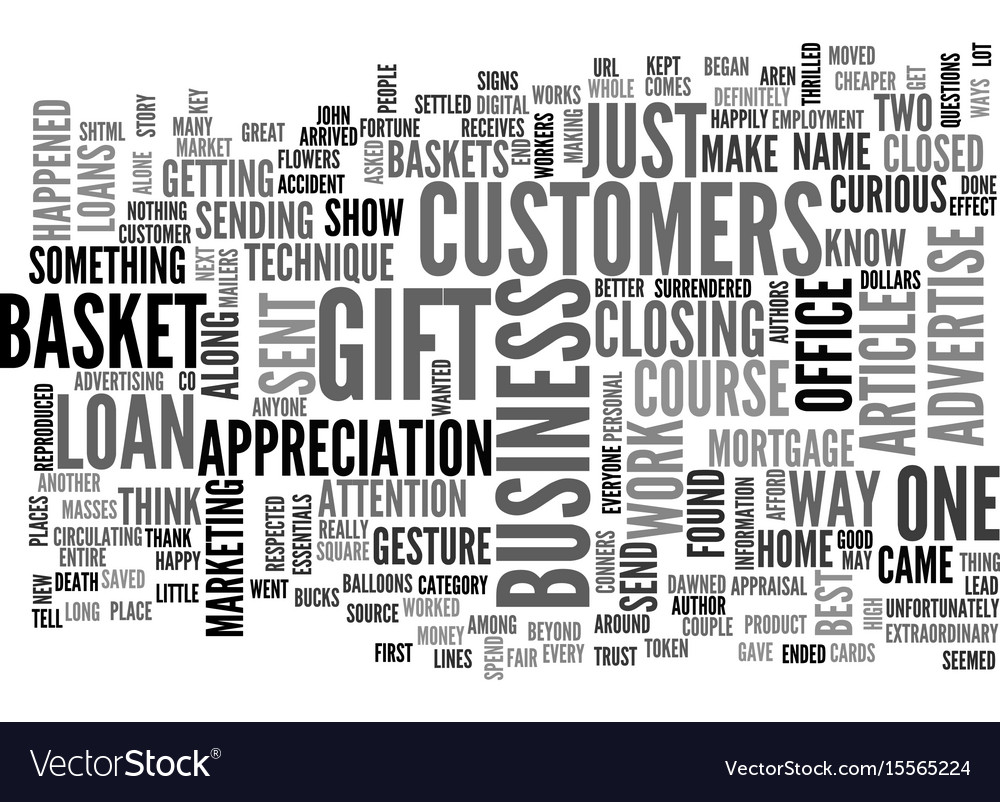A great way to advertise text word cloud concept